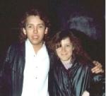 Bill Owsley and Cathy Abernathy