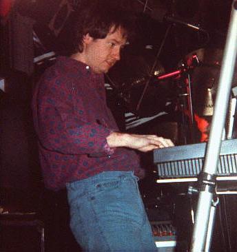 Scott McDavid with Split The dark