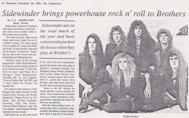 Sidewinder-1989